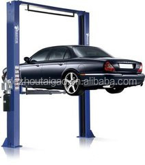 Hot selling Reliable and energy saving 2 post free standing car lift
