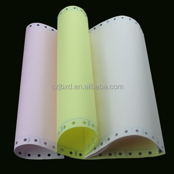Wholesale Continuous Computer Paper, NCR Carbonless Paper Factory Price