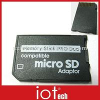 TF to MS Memory Stick Pro Duo Adapter