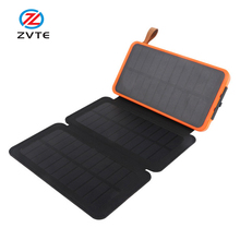 fold out solar panels solar charger solar power bank 8000mah