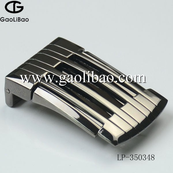 Newly designed zinc alloy pressing belt buckle metal belt buckle manufacturer LP-350348