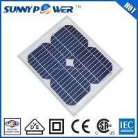 New design 10w cheap solar panel made in China