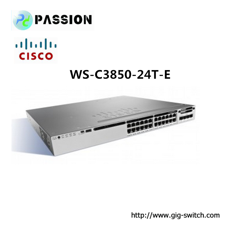 WS-C3850-24T-L switch 24 port