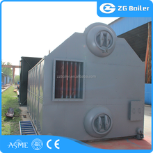China New Design coal szl series coal steam boiler for cement plant