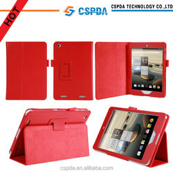 For Acer Tablet Case Hot Selling Back Stand Pu Case for Acer A1-830 7.9inch Case Book Style Foilo Cover