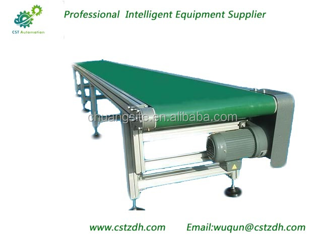 cost-effective belt conveyor assembly line