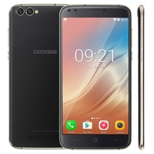 all china mobile phone name list DOOGEE X30 Smartphone 2GB+16GB 4 Cameras 5.5 inch Quad Core 1.3GHz 3G Android 7 phone