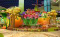 Jungle Indoor Them Park Decoration Design