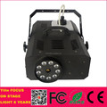 Foshan YiLin1500w Dmx Fog Machine With Lcd Wireless Remote