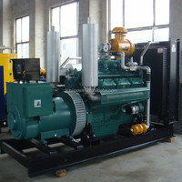 10KVA-2000KVA wood chip power generator
