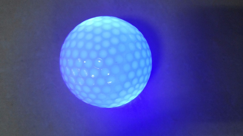 Hot Sell luminons golf ball high-quality match golf balls purple golf balls