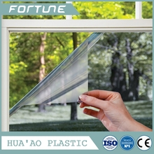PVC self adhesive one way vision vinyl window film
