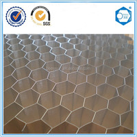 Aluminum honeycomb back thin wood veneer panel