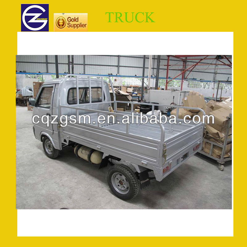 RHD 4 wheel motorcycle/multi-function CNG mini truck
