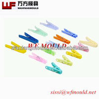 custom plastic food bag sealing clips/clamp moulds/molds in Taizhou