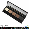 2016 new Make Up Eyebrow With Brush eyebrow powder palette
