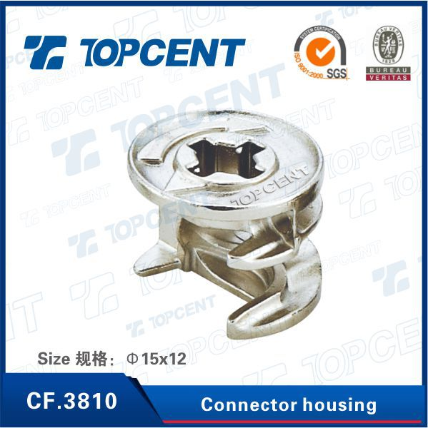 Furniture connector nut plastic dowels factory