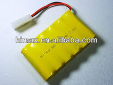 ni-cd battery 4.8v used in cordless phone, solar lighting, shaver, emergency lighting
