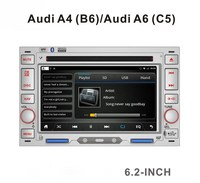 "6.2""android 4.4.2 car dvd with gps for Audi A4(B6)/A6(C5)"