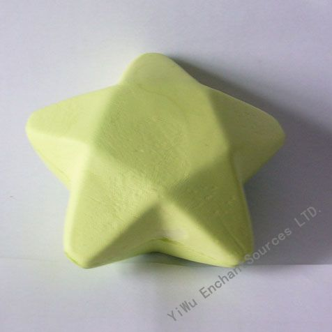Star shape cute anti-stress ball