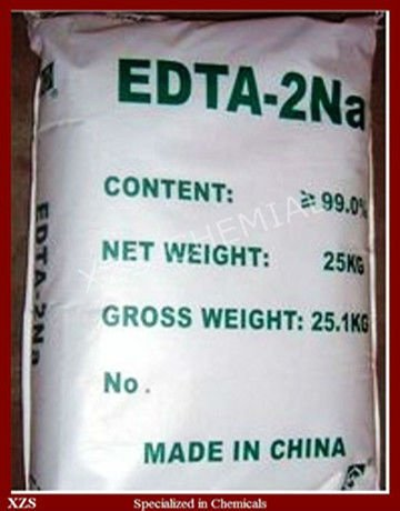 EDTA 2NA 99% used in detergent/liquid soap
