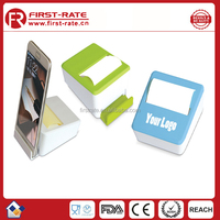 ipad mobile phone holder and Removable sticky notes set box