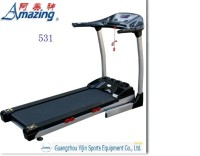 Mini folding treadmill AMA-531 2HP motorized treadmill