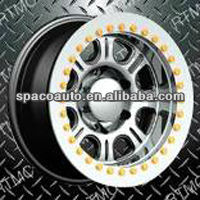 4x4 alloy wheels made in china 17x9