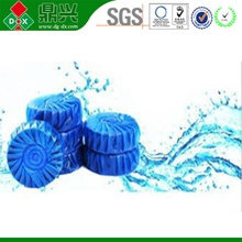 Solid toilet blue bubble 50G*2pcs urinal block