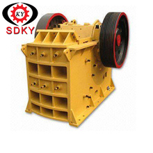High quality mobile jaw crusher price