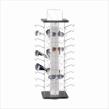 High quality acrylic transparent sunglass display rack