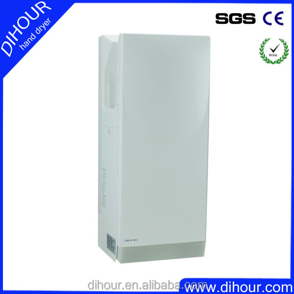 New Panel Low Power Consumption Air Speed 85-99m/s Adjustable Hand Dryer Price
