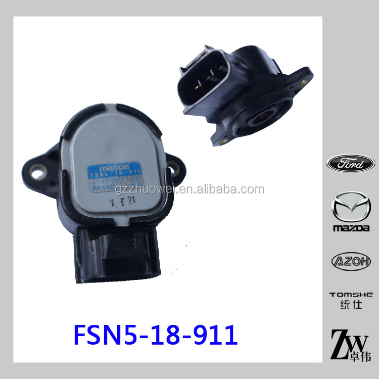 Made In Japan Denso Throttle Position Sensor for Mazda FSN5-18-911 198500-1150