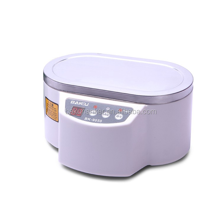 BK-9050 Multi-Function Ultrasonic Cleaner for dentures Industrial made in China ultrasonic jewelry cleaner