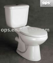 Toilet, Washdown Toilet, Two Piece Toilet - Sanitary Ware