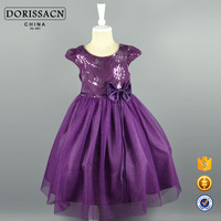 hot sale gorgeous elegant slim flower girl dress girls dress with best fabric and adorable price baby cotton frocks designs C-3