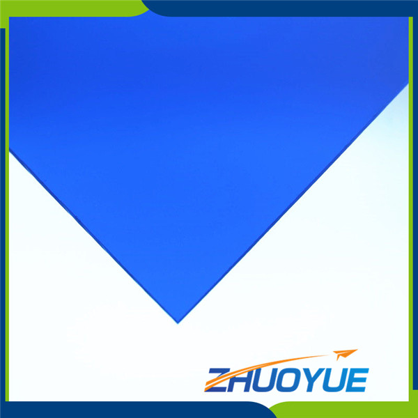 2mm High Strength skylight transparent sheet zhejiang polycarbonate panels polycarbonate sheet film