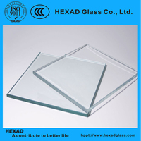 6mm Extra Clear Glass In Building