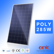 High Quality Poly Solar panel Module 285w