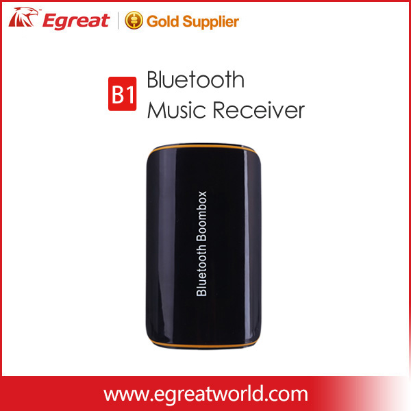 Egreat B1 3.5mm Wireless Car Kit Handsfree Stereo bluetooth music receiver buy online india