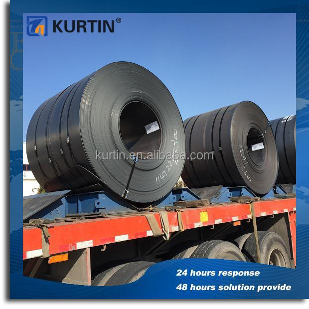 Professional ms hot rolled metal sheet for oil project
