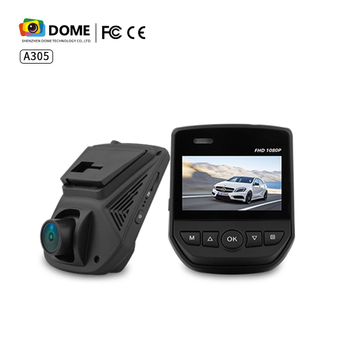 DOME Car Dvr Camera Used For Cars Full HD With Loop Recording A305D