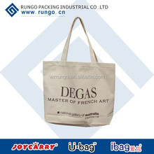 High quality Canvas Tote Bag Promotion with logo