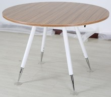 New Wood Round High end glass office desk /Negotiation table