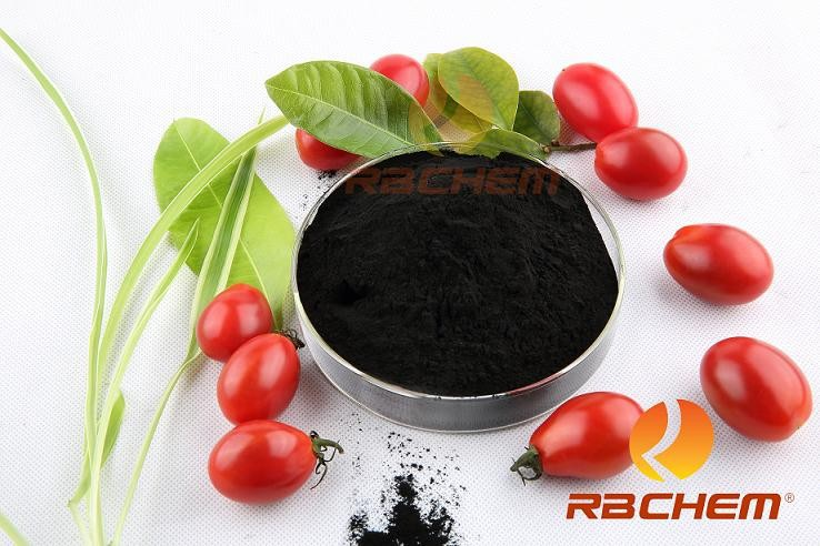 55HA Humic Acid Fertilizer potassium chloride pink fertilizer