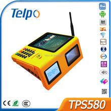 Telpo New Products Android 4.2 Food Processor Touch Screen Monitor GPS Tracking Car Parking System TPS580