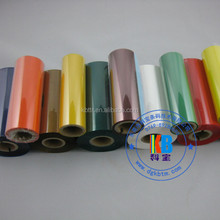 Supplies thermal transfer ribbon resin manufacturer