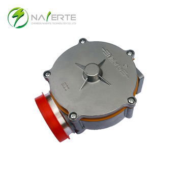 Carburetor type mixer for CNG automobile engine