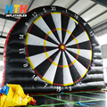 Hot Sale Giant Inflatable Golf Foot Darts Boards Soccer Target Game for Sale