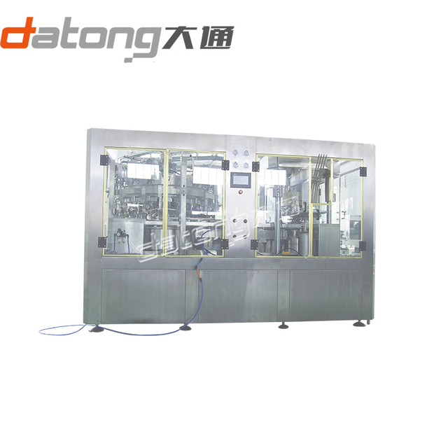 High quality automatic carbonated drink equipment